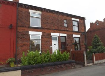 Thumbnail 2 bed terraced house for sale in Bank Street, Golborne, Warrington