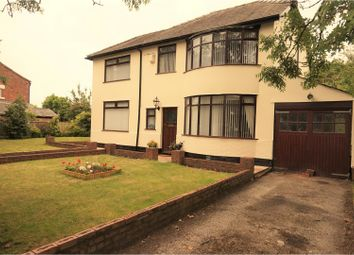 Thumbnail 3 bedroom detached house for sale in Church Road, Liverpool