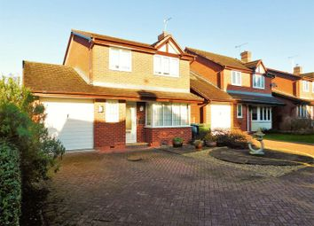 Thumbnail 3 bed detached house for sale in Fallowfield Close, Stone