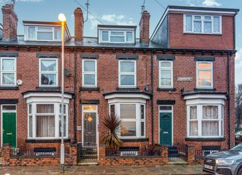 Thumbnail 4 bed terraced house for sale in Burley Lodge Road, Hyde Park, Leeds