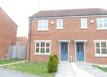 Thumbnail 3 bedroom semi-detached house for sale in Coxwold Grove, Askew Avenue, Hull