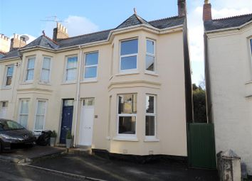 Thumbnail 4 bed semi-detached house for sale in Ranelagh Road, St. Austell