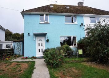 Thumbnail 3 bed semi-detached house for sale in Sunrising, Looe