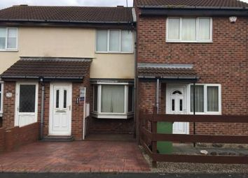 Thumbnail 2 bed terraced house to rent in Drake Close, South Shields