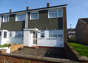 Thumbnail 3 bedroom terraced house to rent in Arrow Close, Luton