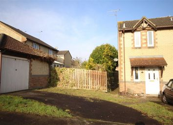 Thumbnail 1 bedroom end terrace house for sale in Wilkins Close, Stratton, Wiltshire