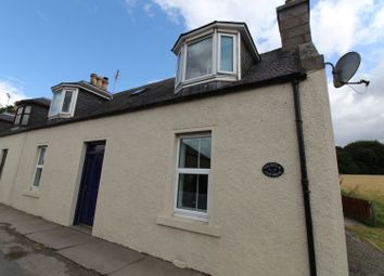 Thumbnail 3 bedroom semi-detached house for sale in Albert Road, Oldmeldrum, Inverurie