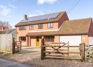 Thumbnail 4 bed detached house for sale in Lawshall, Bury St Edmunds, Suffolk