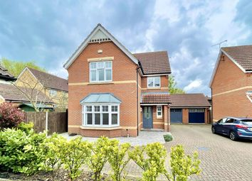 Thumbnail 4 bed detached house for sale in Spencer Close, Billericay