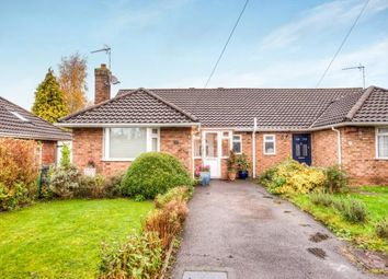 Thumbnail 3 bed bungalow for sale in Cameron Close, Leamington Spa, Warwickshire, England
