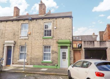 Thumbnail 3 bed terraced house for sale in 18 Flower Street, Carlisle, Cumbria