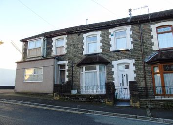 Thumbnail 3 bed terraced house for sale in Ralph Street, Trallwn, Pontypridd