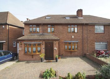 Thumbnail 4 bed semi-detached house for sale in Frinton Road, Sidcup