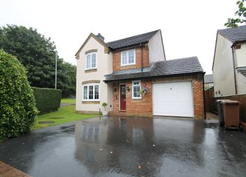Thumbnail 4 bed detached house for sale in Corfe Close, Ivybridge