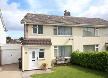 Thumbnail 3 bedroom semi-detached house to rent in Channel Close, Nether Stowey, Bridgwater