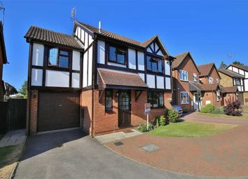 Thumbnail 4 bed detached house for sale in Eaglestone Close, Borough Green, Sevenoaks