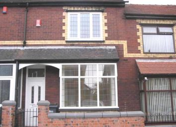 Thumbnail 2 bedroom property to rent in Louise Street, Burslem, Stoke-On-Trent