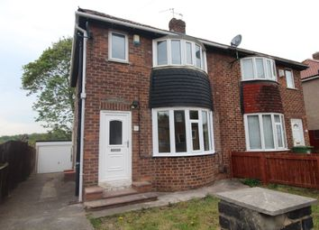 Thumbnail 3 bed terraced house to rent in Brentford Road, Stockton-On-Tees