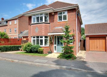 Thumbnail 4 bed detached house for sale in Brierley Road, The Oakalls, Bromsgrove