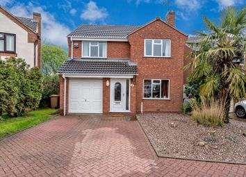 Thumbnail 4 bed property for sale in Downfield Close, Turnberry, Bloxwich