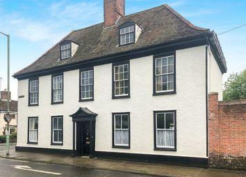 Thumbnail 3 bedroom flat for sale in Castle Street, Framlingham, Woodbridge