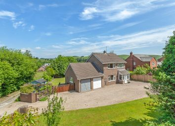 Thumbnail 3 bed detached house for sale in White Gritt, Minsterley, Shrewsbury