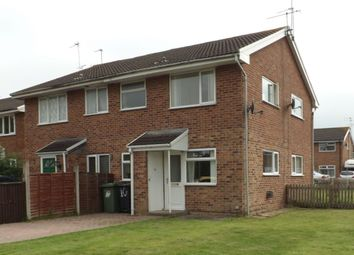 Thumbnail 1 bed semi-detached house to rent in Plantagenet Close, Winsford