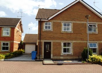 Thumbnail 4 bedroom semi-detached house for sale in The Haven, Victoria Dock, Hull