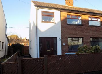Thumbnail 3 bed semi-detached house to rent in Peel Gardens, Ballinderry Upper, Lisburn