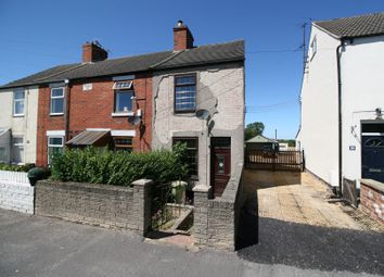 Thumbnail 2 bed terraced house for sale in Worksop Road, Mastin Moor, Chesterfield