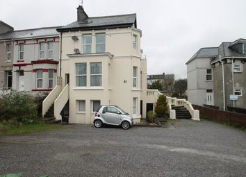 Thumbnail 1 bed flat to rent in Alexandra Road, Plymouth