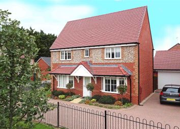 4 bed detached house for sale in Swanbourne Park, Angmering, West Sussex BN16