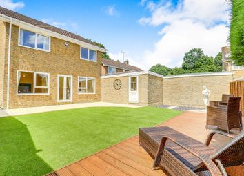 Thumbnail 4 bed detached house for sale in St. Hildas Close, Horley