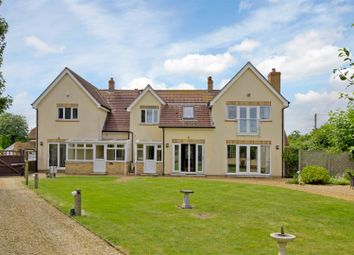 Thumbnail 6 bed detached house for sale in Green End, Renhold, Bedford