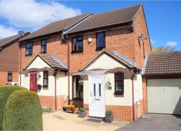 Thumbnail 3 bed semi-detached house for sale in Keycroft Copse, Swindon