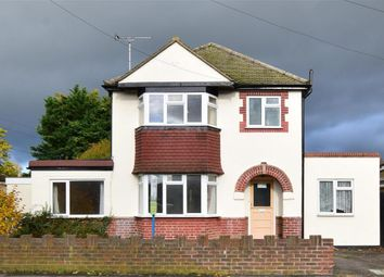 Thumbnail 4 bed detached house for sale in Cleeve Road, Leatherhead, Surrey