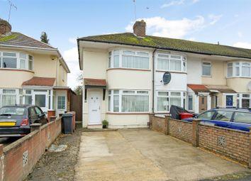 Lewins Way, Cippenham, Slough SL1. 2 bed end terrace house for sale