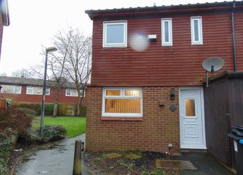 Thumbnail 3 bed end terrace house for sale in Bodmin Close, Brookvale, Runcorn