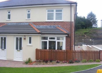 Thumbnail 3 bed semi-detached house to rent in Llys Y Begail, Penygroes, Penygroes, Carmarthenshire