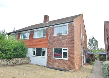Thumbnail 2 bed maisonette for sale in Wolsey Close, Hounslow