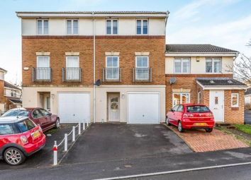 Thumbnail 3 bed terraced house for sale in Yougal Close, Cardiff, Caerdydd, Wales