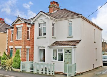 Thumbnail 3 bed semi-detached house for sale in Beaucroft Road, Waltham Chase, Southampton