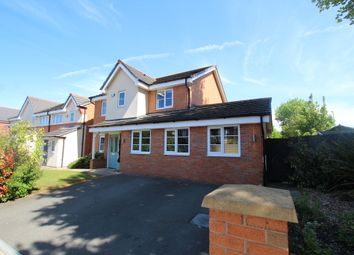 Thumbnail 4 bed detached house for sale in Orrell Lane, Bootle, Bootle