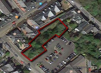 Thumbnail Land for sale in Station Road, Strathaven