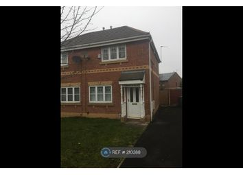 Thumbnail 3 bedroom semi-detached house to rent in Mullwood Close, Liverpool