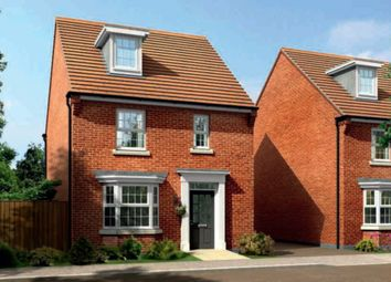 Thumbnail 4 bedroom detached house for sale in Gilbert's Lea, Birmingham Road, Bromsgrove