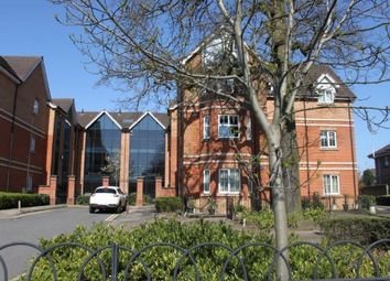 Thumbnail 2 bed flat for sale in Priory Heights Court, Off Burton Road, Derby