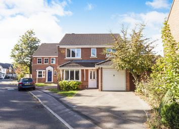 Thumbnail 3 bed detached house to rent in Attwood Drive, Arborfield, Reading
