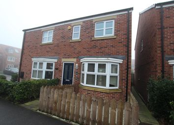 Thumbnail 3 bed semi-detached house to rent in Sidings Place, Fencehouses, Co Durham
