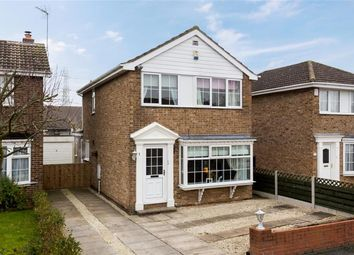 Thumbnail 3 bedroom detached house for sale in Netherwindings, Haxby, York